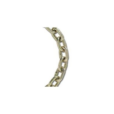 Koch 791826 Decorator Chain Brass Plated Trade Size 10 by 50 Feet